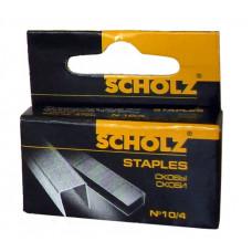 Скобы для степлера № 10/5 1000шт 4720 Scholz