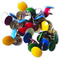 Кнопки 50шт цвет в ассортименте 4839 NORMA