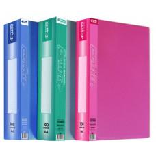 Дисплей-книга  А4  80 файлов PP  4-227, 4OFFICE Ec.L.