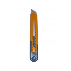 Нож канцелярский 18мм, с автофиксатором 4514, NORMA