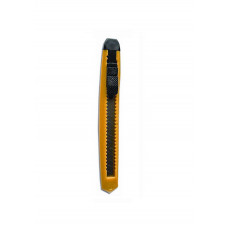 Нож канцелярский 9мм  4-314, 4OFFICE