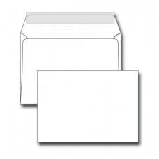 Конверт белый С5 162х229 отрывная лента