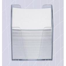 Бумага для заметок 9*9 900л некл белая
