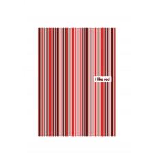 Книга канц А4 тв переп ламинир кл 192л
