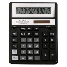 Калькулятор SDC-888 ХВК 12разр бухгалтерский Citezen