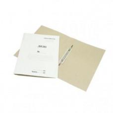 Скоросшиватель картонный 0,3 с креплением