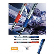 Ручка шар/масл. Piano PT-195-С синяя