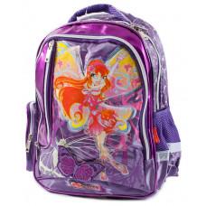 Ранец-рюкзак 2отд 38*28*19см CLASS арт 9698