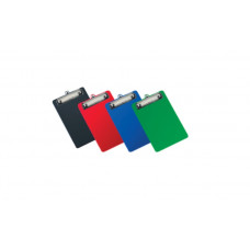 Папка-планшет с клипом А4 PVC цвет в ассортименте 4-258 4Office