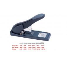 Степлер 140л 79 мм эргономическая прорезиненая ручка 4049 SCHOLZ