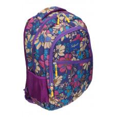 Ранец-рюкзак 2 отделения 46*30*19 см 9768 SAF