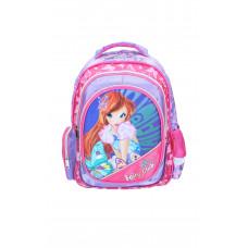 Ранец-рюкзак 2отделения 38*28*18см CLASS 9738