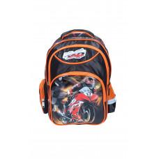 Ранец-рюкзак 2отделения 38*28*19см CLASS 9740