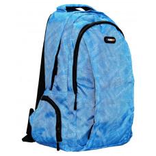 Ранец-рюкзак 2 отд 43*29*20см 300D PL RAINBOW Teens 8-529