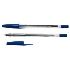 Ручка шариковая, 0,5мм, синяя, 4-112, 4OFFICE