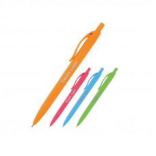 Ручка масляная автом. Сolibri, синяя AB1062-02-A  AXENT