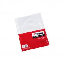 2004-00-А Файл А4+ глянцевый 40мкм (100шт.) AXENT