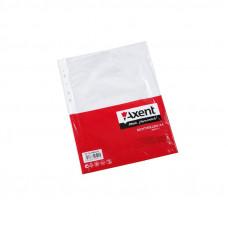 2007-00Файл А4,глянцевый,30мкм(100шт)  AXENT