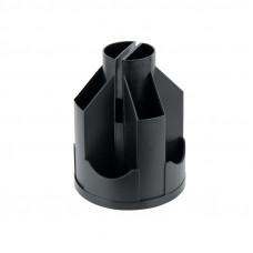 Д3003-01Подставка-органайзер D3003 (мал.), чернийDELTA/AXENT