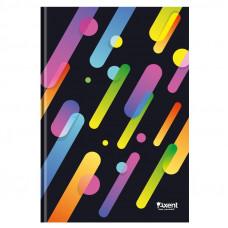 8422-301А Книга канцелярская А4 Colour Rain, 96л.кл.черн.AXENT