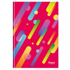 8422-306А Книга канцелярская А4 Colour Rain, 96л.кл.красн.AXENT