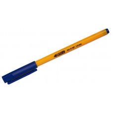 Ручка шариковая синяя 4-107 4OFFICE