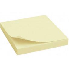 Бумага клейкая 76х102мм 100л желт. 8069 Scholz