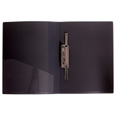 Папка, А4, с длинным прижимом+карман PP 4-217, 4OFFICE Ec.L.