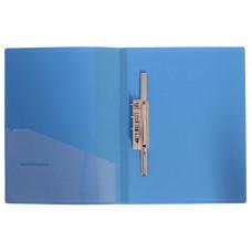 Папка А4 2см длинный прижим+карман PP 700мкм, пастельных цветов 05502, Scholz