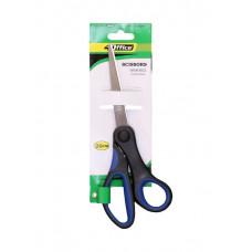 Ножницы 20см прорезиненные ручки 4-362 4OFFICE