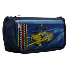 пенал-кошелек с карманом, 21*8.5*5см, PL,цвет ассорти, 18018, SAF