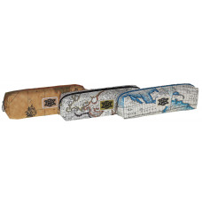пенал-кошелек, 20*7*6,5см, PL, цвет ассорти, 19003, SAF