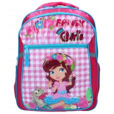 Ранець-рюкзак,2 відд.,38*28*18см,Jaquard PL, 7-519, RAINBOW