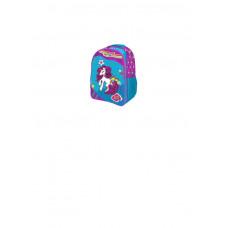 ранец-рюкзак,2 отд.,38*28*18см,Jacuard PL, 8-520, RAINBOW