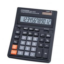 Калькулятор SDC-444S 12разр бухгалтерский Citezen(199 x 153 x 31)