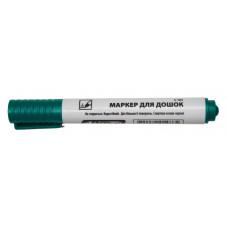 Маркер для досок 1-3мм круглый зеленый 4-105 4Office