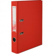 1713-06 Папка-регистратор одностор. PP 5 cм, красный AXENT