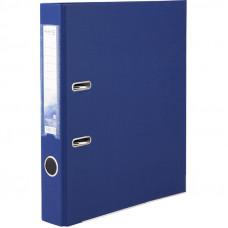 1713-02 Папка-регистратор одностор. PP 5cм, темно-синий AXENT