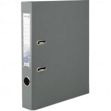 1713-03 Папка-регистратор одностор. PP 5cм, серый AXENT