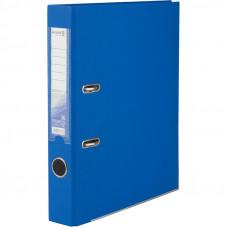 1713-07 Папка-регистратор одностор. PP 5cм, синий AXENT