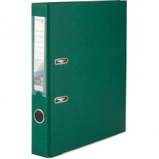 1713-23 Папка-регистратор одностор. PP 5 cм, собран, темно-зеленый AXENT