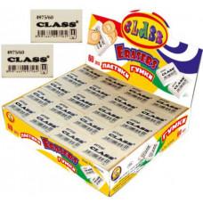 Ластик мягкий белый 4975/60 CLASS
