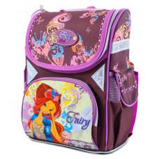 """Ранец """"Fairy Magic"""",2 отд.,34*25*13см,300D PL, 9608, CLASS"""